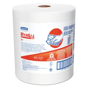 Wypall X80 Heavy Duty Shop Towels, 475 Towels (KCC 41025)