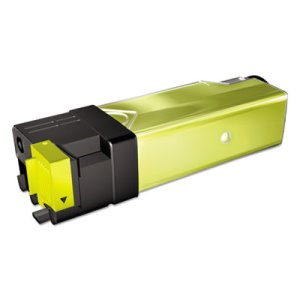 Media Sciences 41080 Compatible 331-0718 (NPDXG) High-Yld Toner, Ylw (MDA41080)
