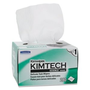 KimTech Science Kimwipes Delicate Task Wipers, 60 Boxes (KCC 34155CT)