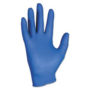 Kleenguard G10 Arctic Blue Nitrile Gloves, Extra Large, 180/Box (KCC 90099)