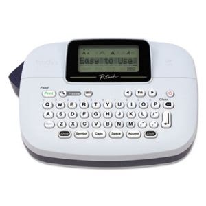 Brother P-touch PT-M95 Handy Desktop Label Maker, 1 Each (BRTPTM95)