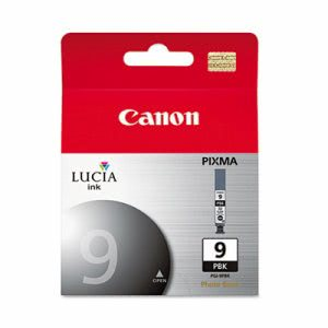 Canon PGI9PBK (PGI-9) Lucia Ink Tank, Photo Black (CNMPGI9PBK)