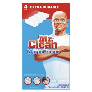 Mr. Clean 82038 Magic Eraser Extra Power Pads, 32 Pads (PGC82038CT)