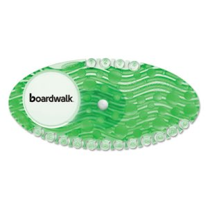 Boardwalk Curve Air Freshener, Cucumber Melon, 60 Air Fresheners (BWKCURVECMECT)