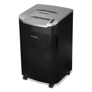 Swingline LS32-30 Heavy-Duty Strip-Cut Shredder, 32 Sheet Capacity (SWI1770035)