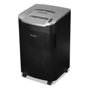 Swingline LM12-30 Heavy-Duty Micro-Cut Shredder, 12 Sheet Capacity (SWI1770055)