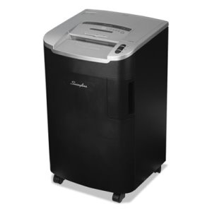 Swinglin Continuous-Duty Cross-Cut Shredder, 20 Sheet Capacity (SWI1770045)