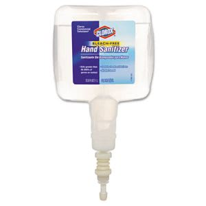 Clorox Touch Free Hand Sanitizer Refill, 1000 mL, 4/Case (CLO30243CT)