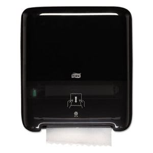 Tork Elevation Matic Hand Towel Roll Dispenser, Black (TRK5510282)