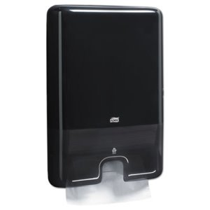 Tork Elevation Xpress Hand Towel Dispenser, 11.9 x 4 x 17 1/2, Black (TRK552028)