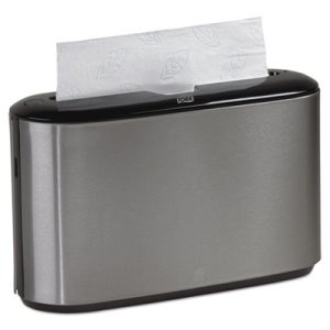 Tork Xpress Countertop Multifold Towel Dispenser, Stainless, Each (TRK302030)