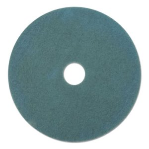 "3M Aqua 21"" Burnishing Floor Pad 3100, 5 Pads (MMM08754)"