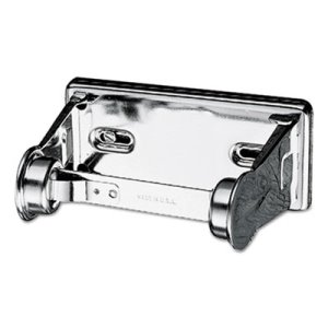 San Jamar R200XC Locking Toilet Tissue Dispenser, Chrome (SJMR200XC)