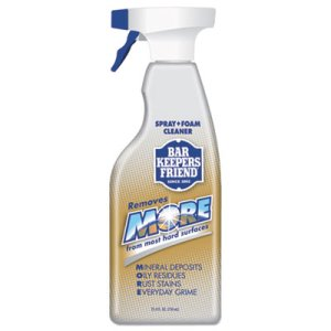 Bar Keepers Friend MORE Spray+Foam Cleaner, 25.4-oz, 6 Spray Bottles (BKF11727)