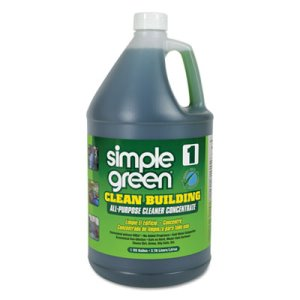 Simple Green All-Purpose Cleaner Concentrate, 1 Gallon Bottle (SMP11001)