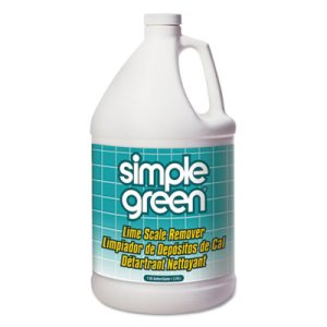 Simple Green Lime & Scale Remover, 6 Gallons (SMP50128)