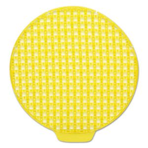 ActiveAire Deodorizer Urinal Screens, Sunscape, Yellow, 12 Screens (GPC48261)