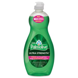 Ultra Palmolive Dishwashing Liquid, Original Scent, 20 oz, 9 Bottles (CPC45118)