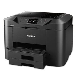 Canon MAXIFY MB2720 Wireless Home Office All-In-One Printer, Black (CNM0958C002)