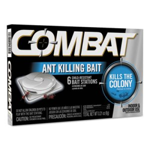 Combat Combat Ant Killing System, Kills Queen & Colony, 6/Box (DIA45901CT)