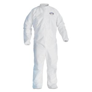 Kleengard A30 Protection Apparel, X-Large, 25 Coveralls (KCC46104)