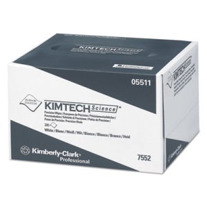 Kimtech Precision Tissue Wipers, Pop-Up Box, White, 60 Boxes (KCC05511)