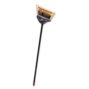"O-cedar Broom, Polystyrene Bristles, 51"" Handle,  4 per Carton (DVO91351CT)"