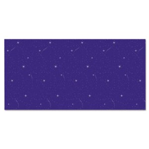 "Pacon Fadeless Designs Bulletin Board Paper, Night Sky, 50 ft x 48"" (PAC56225)"