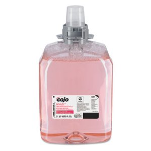 Gojo FMX-20 Luxury Foaming Hand Soap, 2 - 2000-ml Refills (GOJ 5261-02)