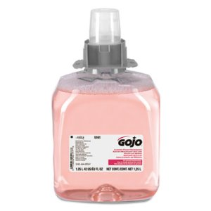 Gojo FMX-12 Luxury Foaming Hand Soap, 3 Refills (GOJ 5161-03)