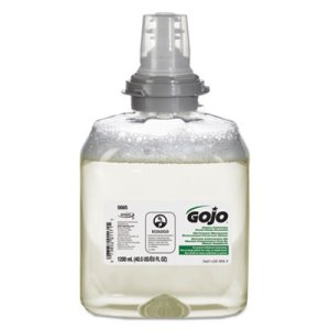 Gojo TFX Green Certified 1200 mL Foaming Hand Soap, 2 Refills (GOJ566502CT)