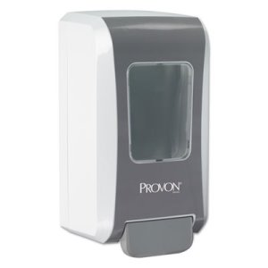 Provon FMX-20 Soap Dispenser, 2000 mL, Gray/White (GOJ527706EA)