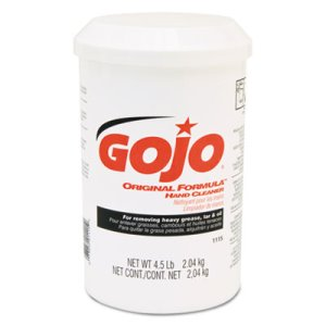 Gojo 1115 Original Formula Creme Hand Cleaner, 6 Cartridge Refills (GOJ 1115)