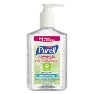 Purell Green Certified Hand Sanitizer Foam, 12 Pump Bottles (GOJ969112CT)