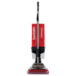 Sanitaire Commercial Upright Vacuum Cleaner with EZ Kleen Dirt Cup (E-SC887)