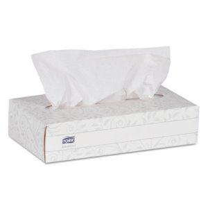 Tork Advanced Extra Soft 2-Ply Facial Tissue, 30 Boxes (SCATF6810)
