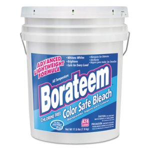 Borateem Chlorine-Free Color Safe Powder Bleach, 17.5 lb. Pail (DIA00145)