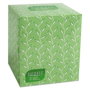 Kimberly Clark Surpass Boutique 2-Ply Facial Tissues, 36 Boxes (KCC 21320)