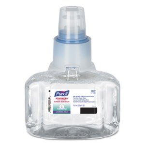 Purell Advanced Hand Sanitizer Nourishing Foam, 700 mL Refill (GOJ130903EA)