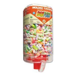 Moldex SparkPlugs PlugStation Earplug Dispenser System, Random Colors (MLX6645)