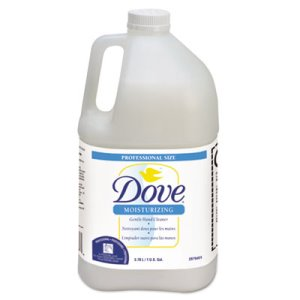 Dove Moisturizing Gentle Hand Soap, 4 Gallons (DVO2979401CT)