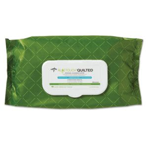 Medline Aloetouch Select Premium Personal Wipes, 48 Packs (MIIMSC263625CT)