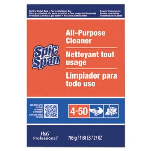 Spic and Span 31973 All-Purpose Floor Cleaner, 12 Boxes (PGC31973CT)
