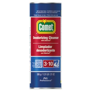 Comet 32987 Deodorizing Cleanser w/Chlorinol, Powder, 21 oz. Can (PGC32987EA)
