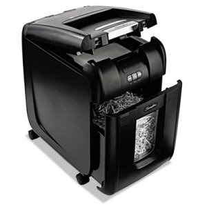 Swingline Stack-and-Shred 200 XL Super Cross-Cut Shredder Bundle (SWI1703093)