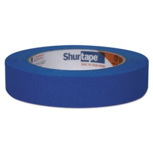 "Duck Color Masking Tape, .94"" x 60 yds, Blue, 1 Roll (DUC240569)"