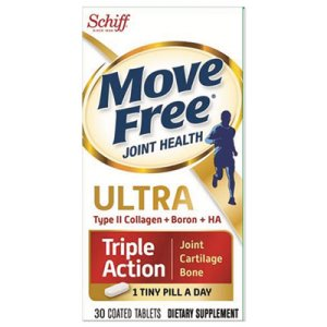 Move Free Ultra with UC-II Joint Health Tablet, 30 Count (MOV11841)