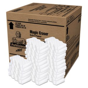 Mr. Clean 16449 Magic Eraser Extra Power Cleaning Pads, 30 Pads (PGC16449)