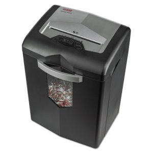 Hsm Continuous-Duty Cross-Cut Shredder, 17 Sheet Capacity (HSM1030)