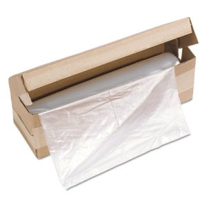 Hsm Of America Shredder Bags, 34 Gallon Capacity, 100/Roll (HSM1815)